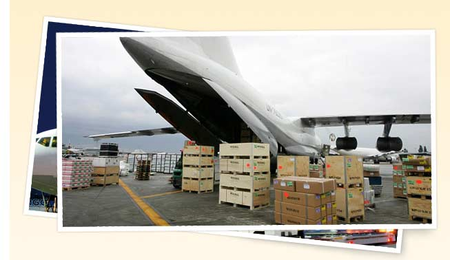 international freight forwarding company