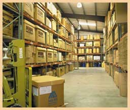 Warehousing & Distributions
